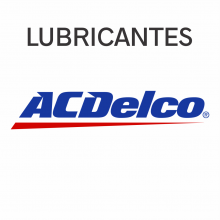 LUBRICANTES ACDELCO